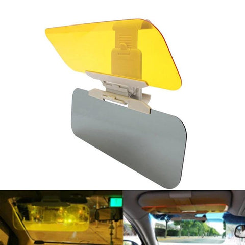 Image of HD Anti-Glare Car Windshield Visor: Comfortable for driving day and night - Beeline-Xpress