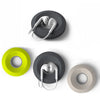 Donut Silicone Headphones Storage Box: Cable Winder Cord Organizer - - Beeline-Xpress