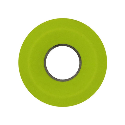 Image of Donut Silicone Headphones Storage Box: Cable Winder Cord Organizer - Green - Beeline-Xpress