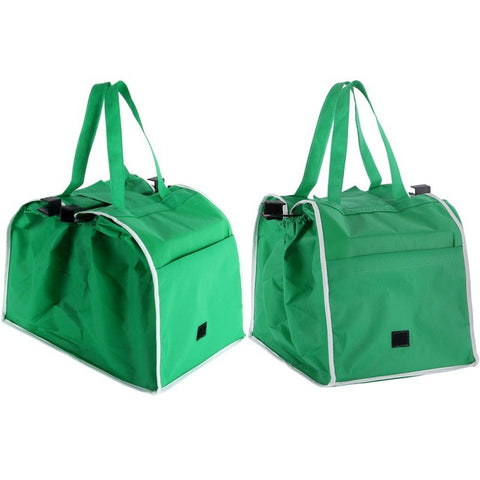 Image of Spacious and convenient shopping bag: Ideal for large and small purchases