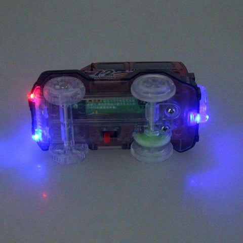 Image of Illuminated Customized Speedway Toy For Kids - Beeline-Xpress