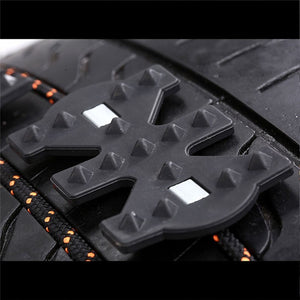 Car Tire Chains: A Special Attachment With Powerful Technology