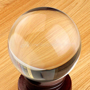 Crystal Ball Lens Sphere: For Beautiful Unique Spherical Photo Effects - Beeline-Xpress