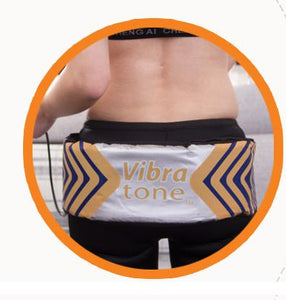 BodyBuild Belt : Vibrating fitness belt for buttocks, legs and abdomen