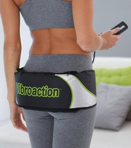 Image of BodyBuild Belt : Vibrating fitness belt for buttocks, legs and abdomen