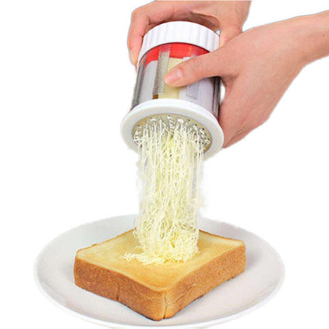 Stainless Steel Butter Grater Mug