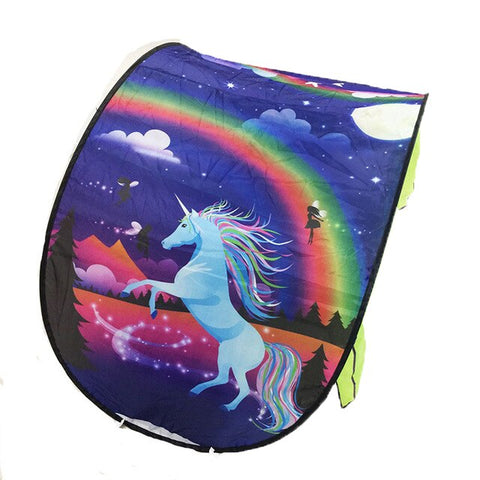 Image of MagicNight: Pop-up tent to conjure up your child's own universe - DJ - Beeline-Xpress