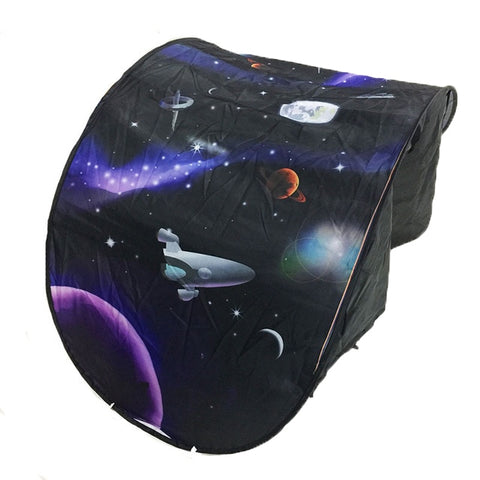 Image of MagicNight: Pop-up tent to conjure up your child's own universe - TK - Beeline-Xpress