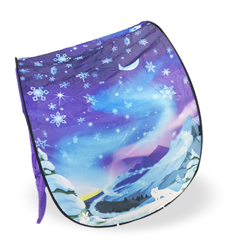 Image of MagicNight: Pop-up tent to conjure up your child's own universe - DT - Beeline-Xpress