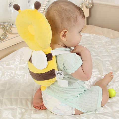 Baby Head Protector & Fluffy pillow: Head and back protector for baby