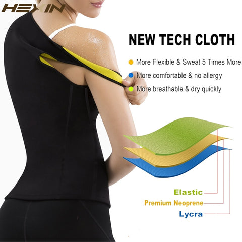 Image of HotTop: slimming T-shirt for a better figure