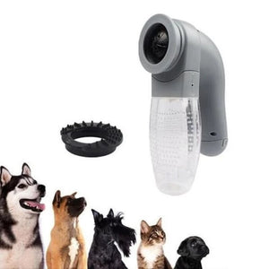 Happy Pet Vacuum Cleaner: Suitable for dogs, cats or other pets with hair!