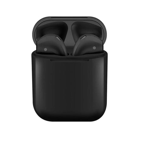 SmartPods X : Bluetooth Wireless Headphones - BLACK HEADPHONES - Beeline-Xpress