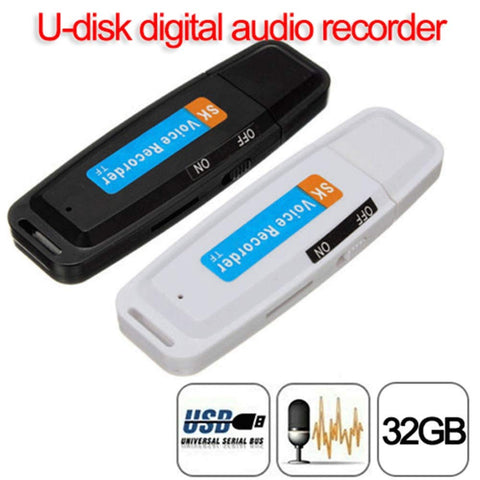 Image of Udisk: USB voice recorder - Beeline-Xpress