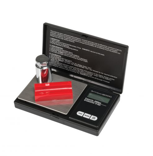 SUPERIOR BALANCE - TABLE TOP SCALES: ORBITZ-2000
