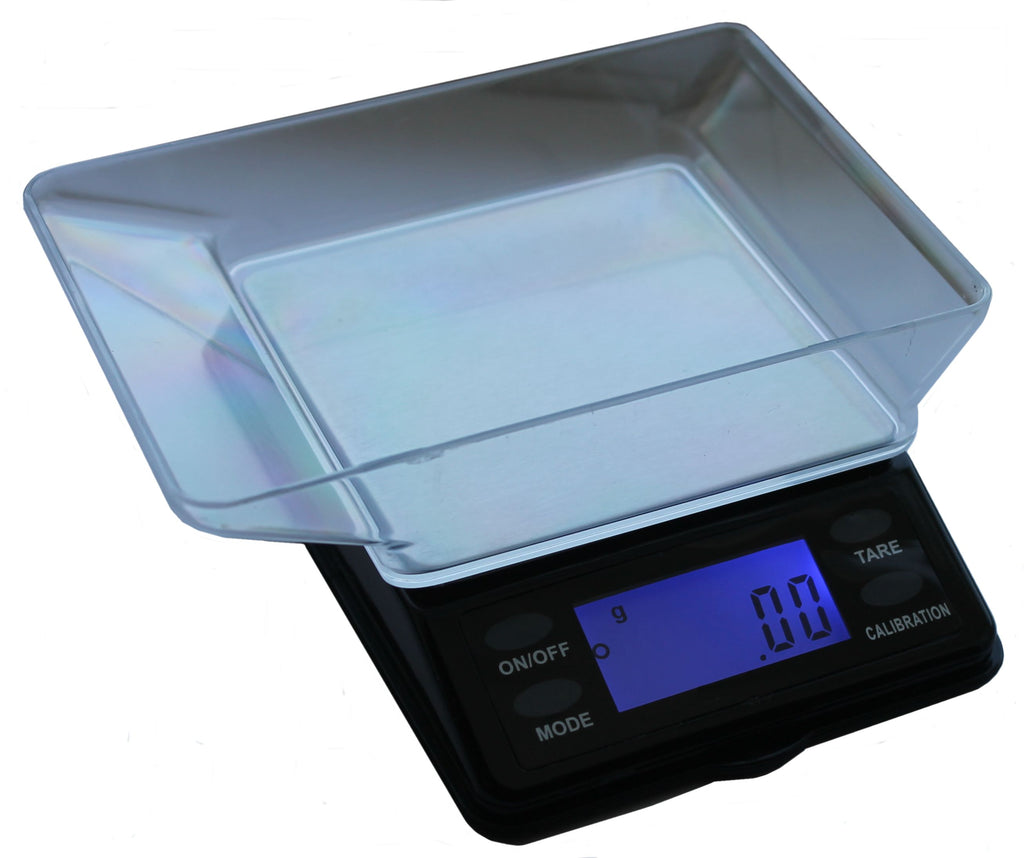SUPERIOR BALANCE - 100th Gram SCALES: CALI-200