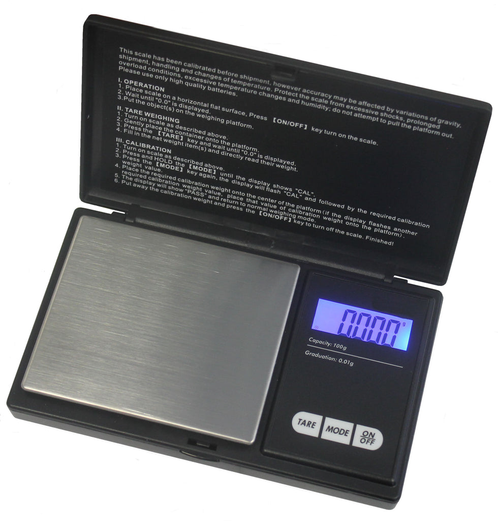 SUPERIOR BALANCE - 1000th of a Gram .001 - SCALES: GRAND PRO 1000TH