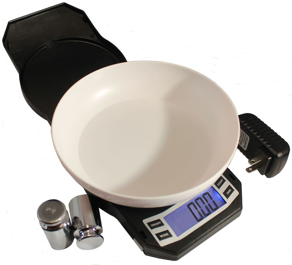 SUPERIOR BALANCE - TABLE TOP SCALES: HAWK-500