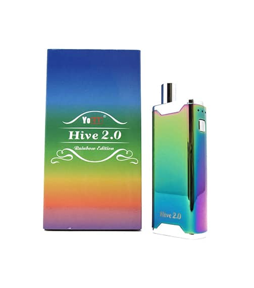 510 Concentrate Vaporizers: Yocan Hive 2.0 Variable Voltage Kit