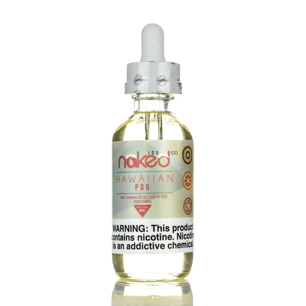 NAKED 100 ICE - HAWAIIAN POG ICE - 60ML