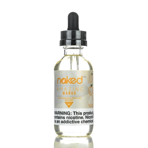 Naked: Amazing Mango 60mL
