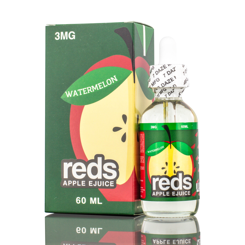 7-Daze: REDS Apple Watermelon 60mL