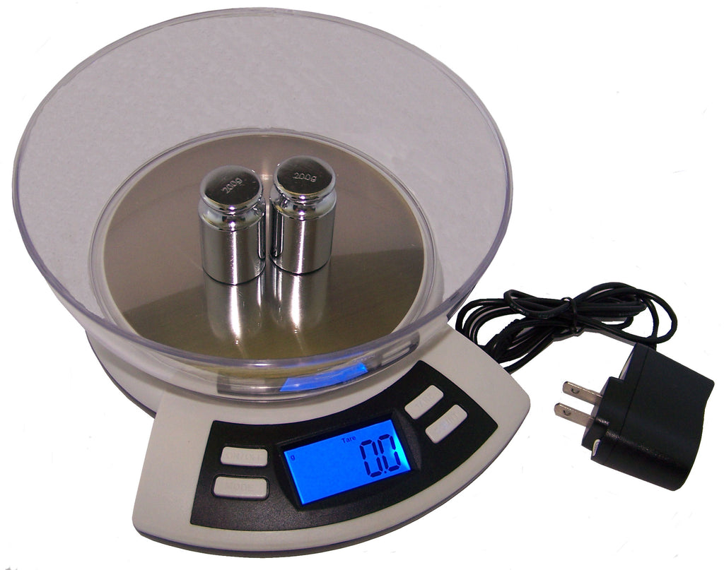 SUPERIOR BALANCE - TABLE TOP SCALES: SB-1000 PRO