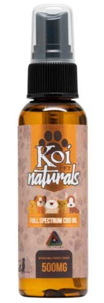 KOI CBD PET SPRAY 60ml 500mg spray