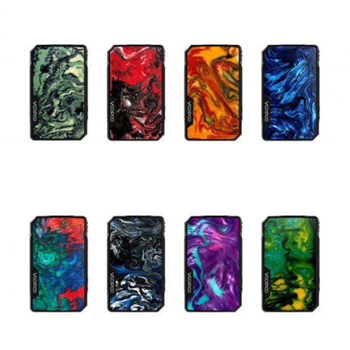 Voopoo - Drag Mini 117W Mod Black Frame Resin Version