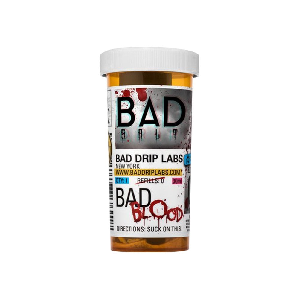 Bad Drip Nic Salt: Bad Blood 30mL