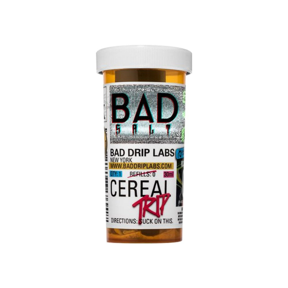 Bad Drip Nic Salt: Cereal Trip 30mL