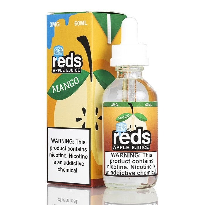 7-Daze: REDS Apple Mango Iced 60mL