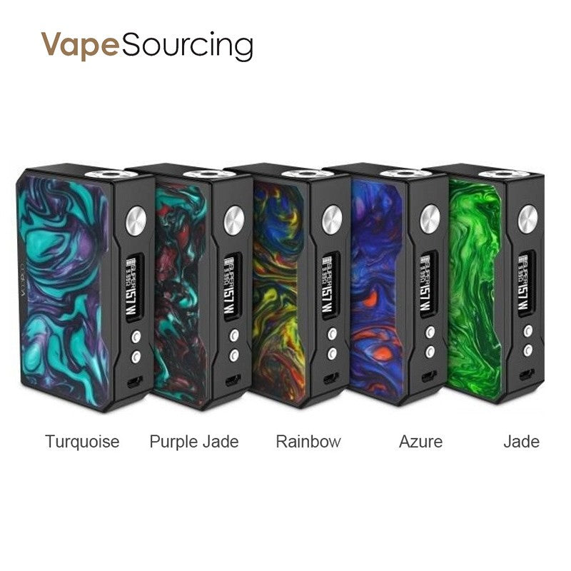 VOOPOO - Drag 157W TC Box Mod (Resin Edition)