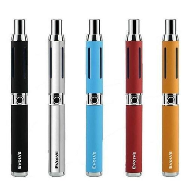 510 Concentrate Vaporizers: Yocan - Evolve C Kit