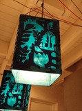 fair trade lampshade