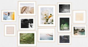 gallery wall fine art prints