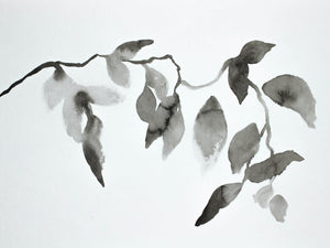 Hanging Leaves No. 2