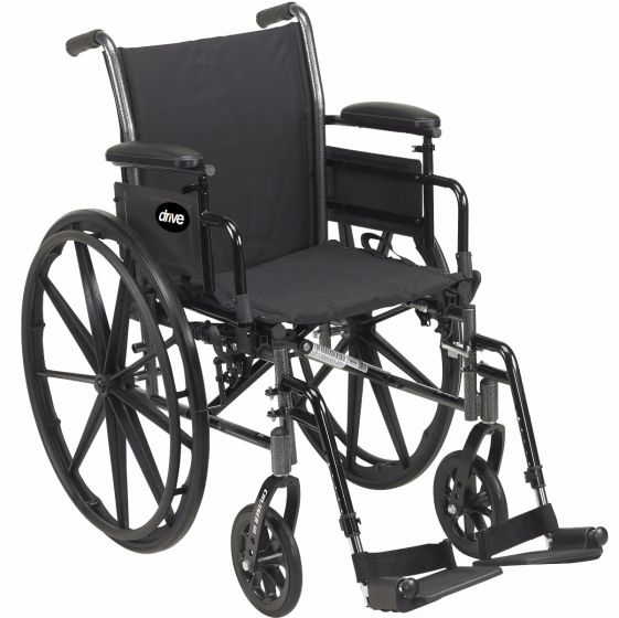 "20"" Standard Wheelchair Rental - Minneapolis, Minnesota 