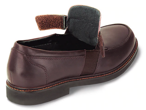Apex Men's Classic Strap Loafer Dress Shoe | Dahl Medical Supply