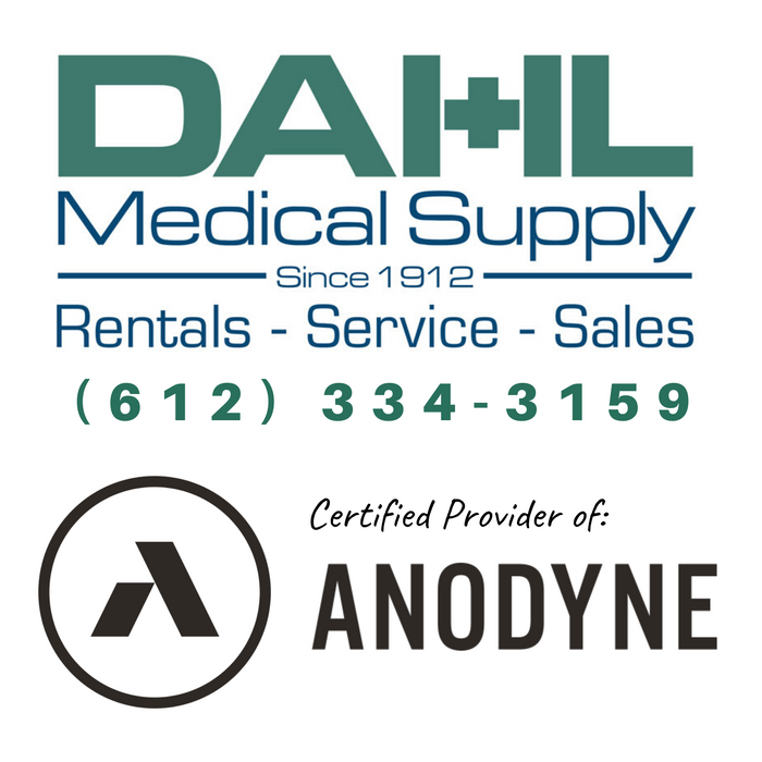 Dahl Medical Supply (612) 334-3159 - Certified Provider of Anodyne Diabetic Footwear