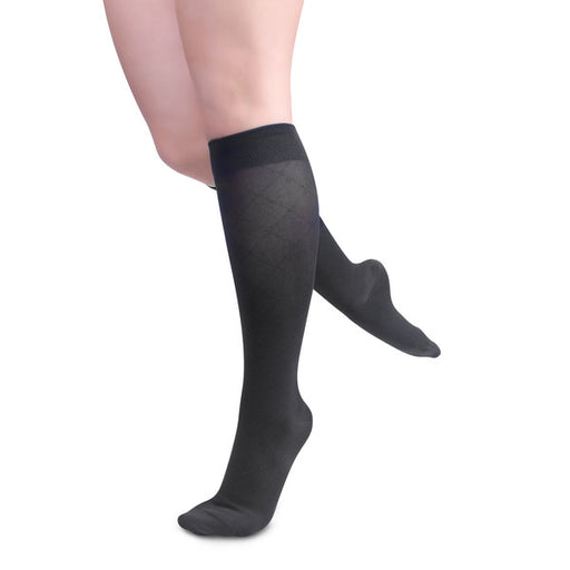 Women's Diamond Knee High
