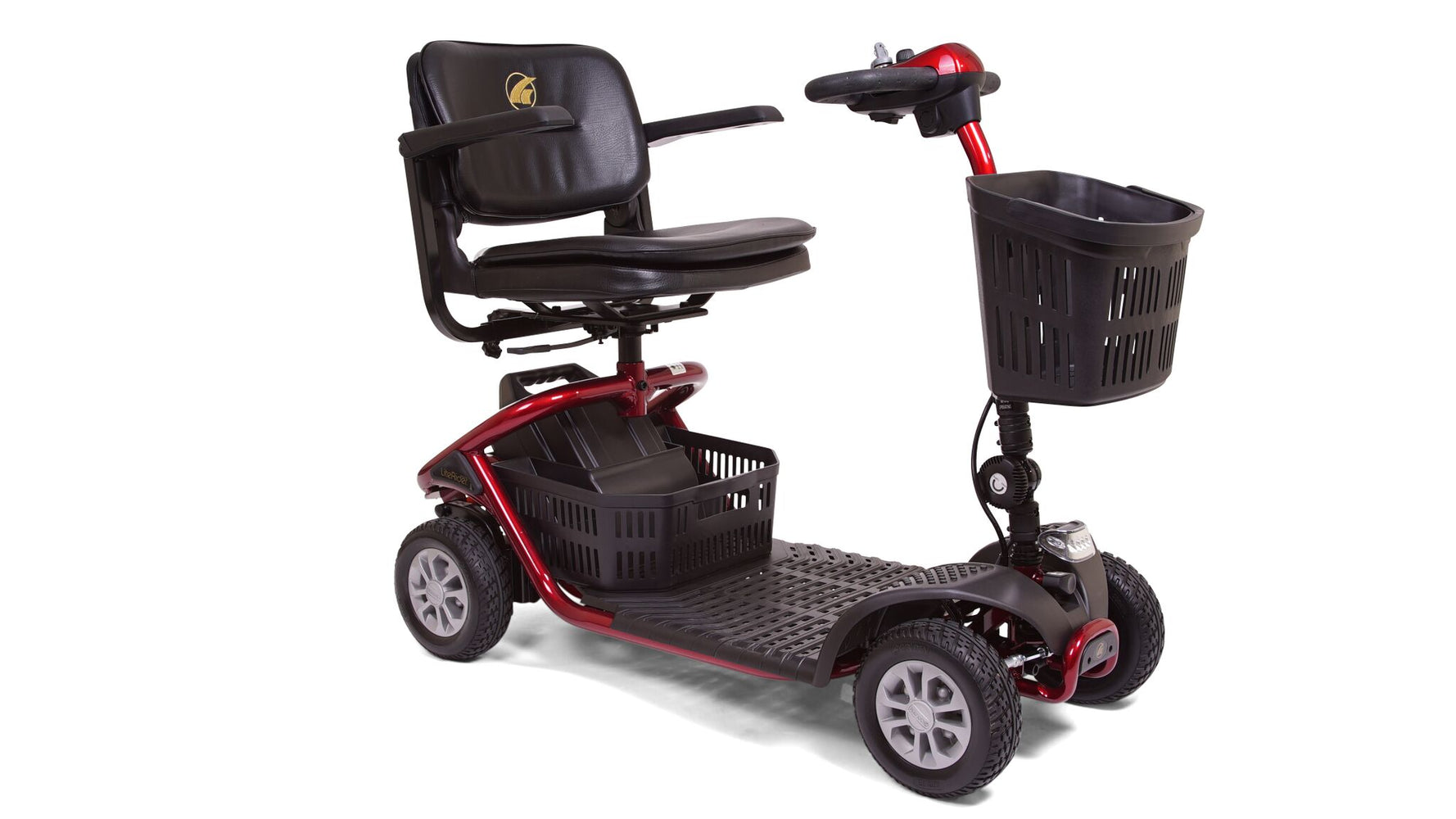 Golden Technology 4 Wheel LiteRider Mid Size Scooter