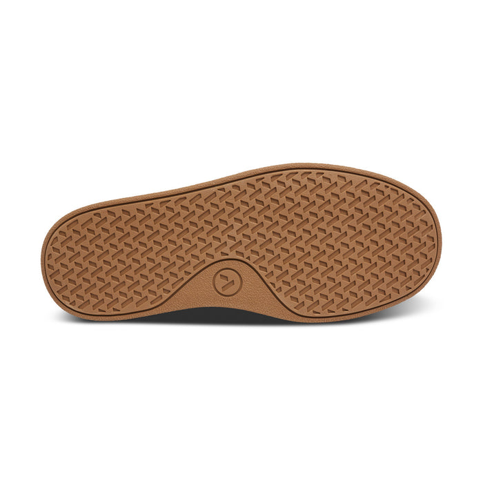 Anodyne Men's No. 34 Diabetic Therapeutic Moc Toe Slipper, Espresso: Sole Image