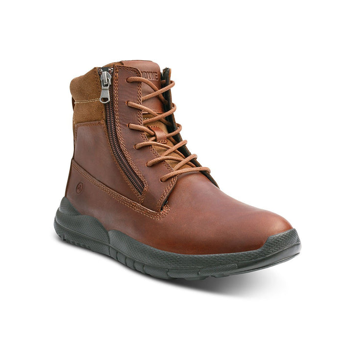 Anodyne Men's No.90 Diabetic Therapeutic Trail Worker, Whiskey - Main Image