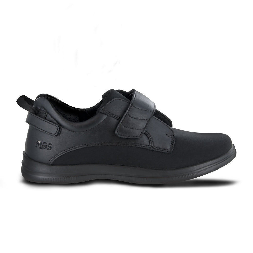 Apex Men's Moore Balance (MBS) A3200M Diabetic Shoe - Side Image
