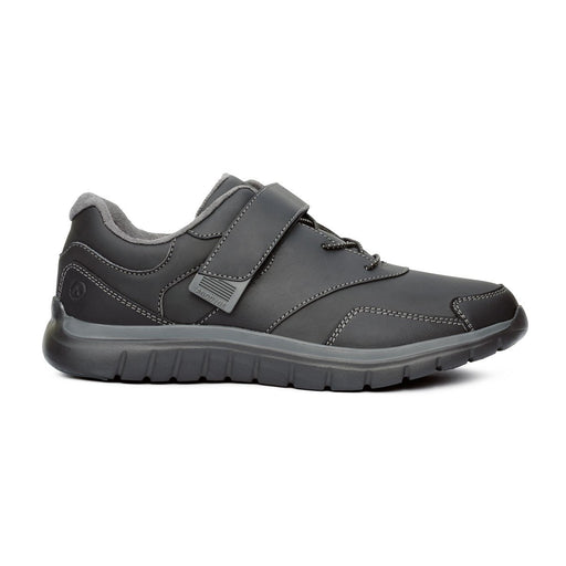 Anodyne Men's No.38 Sport Walker, Black - Right Side Image | Dahl Medical Supply
