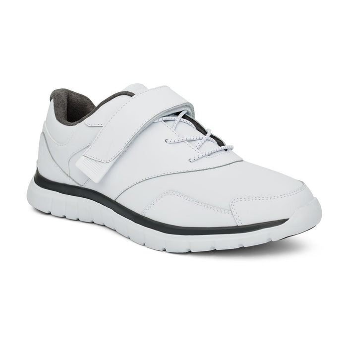 Anodyne Men's No.38 Sport Walker Diabetic Shoe, White - Main Image