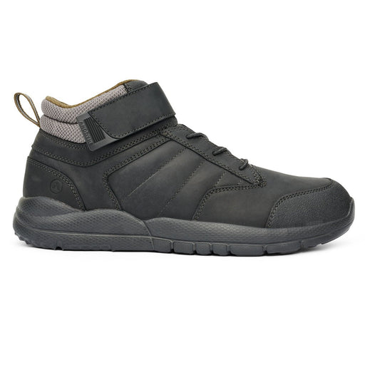 Anodyne No.56 Therapeutic Diabetic Trail Boot - Oil Black | Dahlmedicalsupply.com
