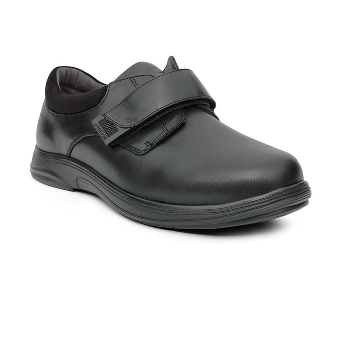 Anodyne No.88 Men's Therapeutic Diabetic Casual Double Depth Shoe - front view | dahlmedicalsupply.com
