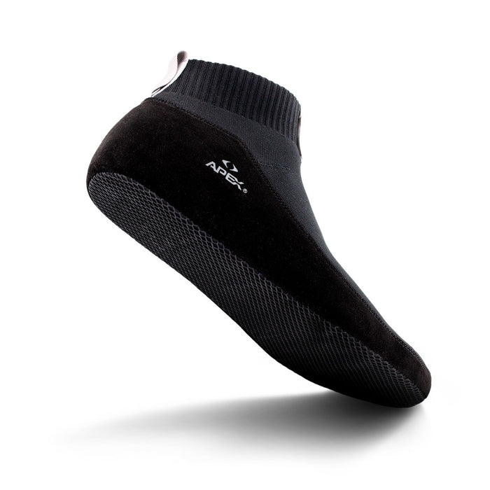 Apex Unisex Basis Slip-On Diaebtic Therapeuitc Slipper - Bottom Image | Dahl Medical Supply